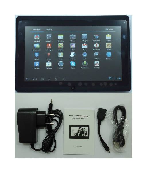 tablet android powerpack
