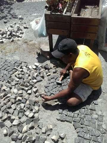 Calceteiro pedra portuguesa   intertravado meio fio RJ Rio   de Janeiro Whatsapp   21999358395