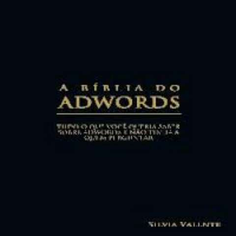 Segredos do google adwords