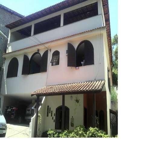 Magnifica casa 4 quartos Fonseca Niterói ama0003