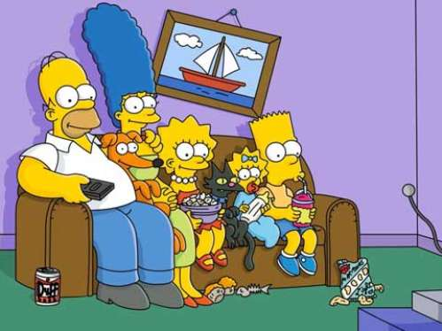 As 19 Temporadas dos Simpsons