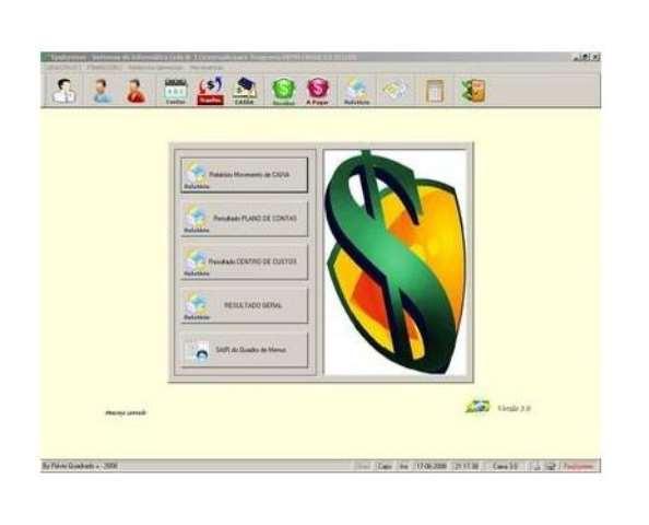 Programa para Livro Caixa Financeiro v3.0 - FpqSystem