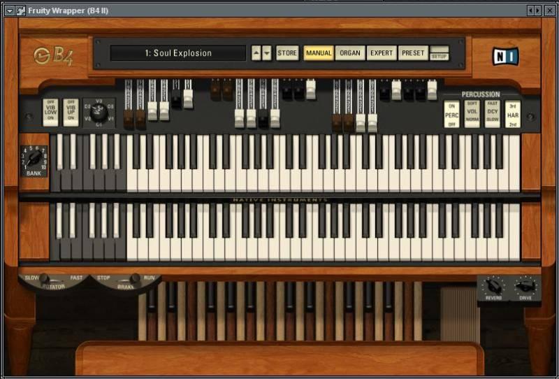 Instrumentos virtuais - vst - samples