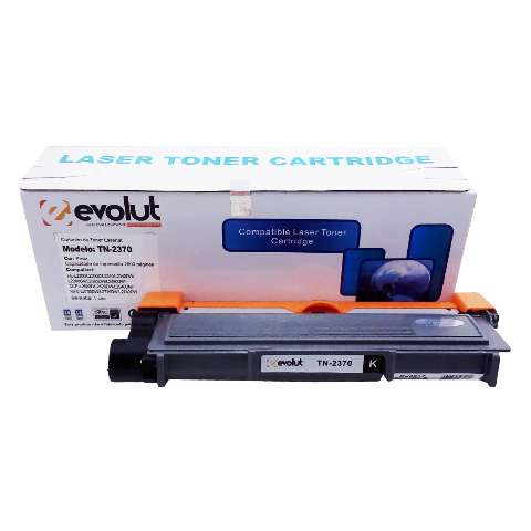 Cartucho Toner Brother DCP-L2500D