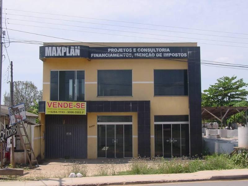 PRÉDIO COMERCIAL EM JI PARANÁ - RONDÔNIA