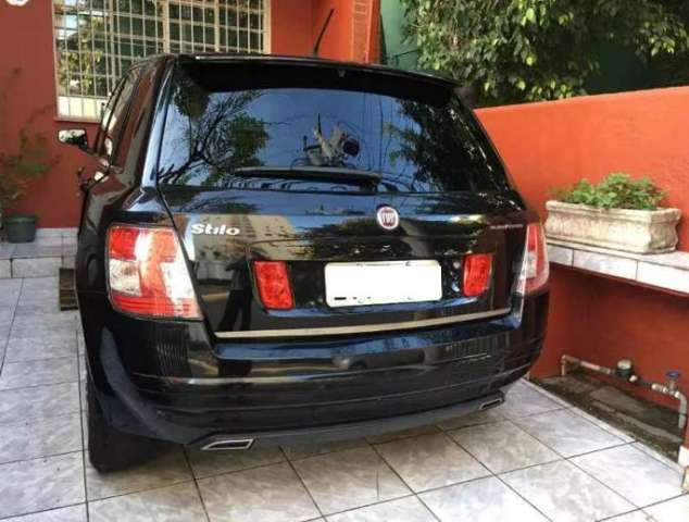 Fiat Stilo 1.8 Blackmotion 8v Flex 4p Automatizado 2009