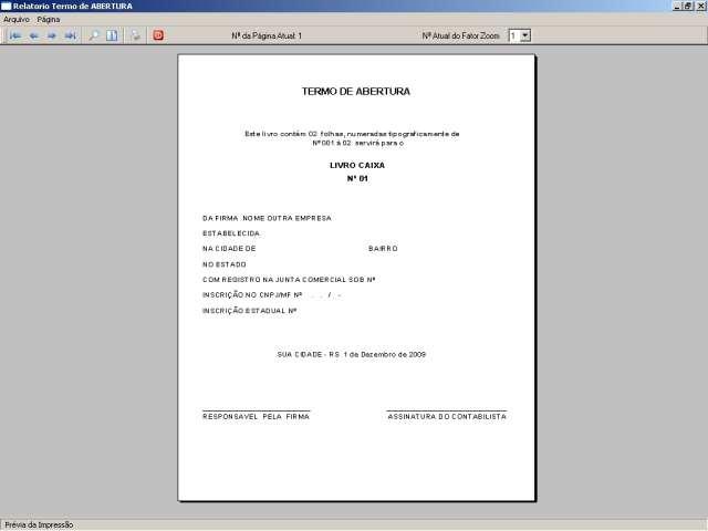 Programa para Livro Caixa Contabil v1.5 - FpqSystem